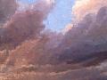 grote lucht boven het paterswoldsemeer