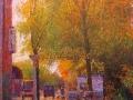 haringkar bij trompbruggetje