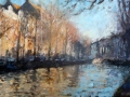 Grachten gordel Amsterdam klein