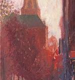 A toren in herfst