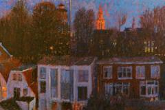 Skyline Groningen (tweeluik), 2006