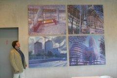 DUO Studiefinanciering - Groningen, (vierluik), 2011