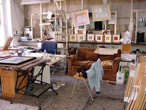 Atelier Annemiek Vos in Groningen - beeldend kunstenaar - contact